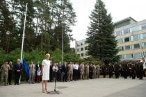Рижская бригада ZS получила новое здание штаба