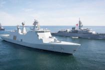 НАТО и Япония проводят упражнение в Балтийском море