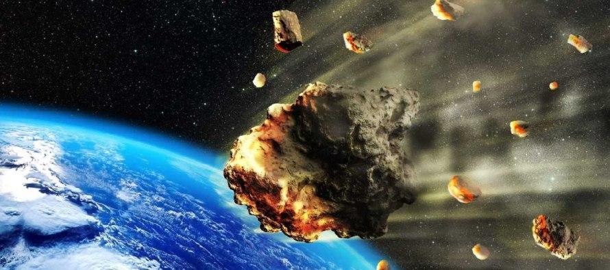 Метеорит упал в Туле, Гренландия