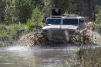 Оценка средних тактических транспортных средств