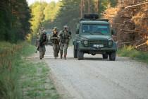 Операции засады, сдерживания и занятие позиций обороны.
