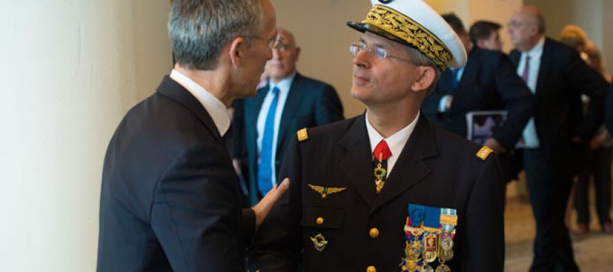 Смена командования трансформации НАТО