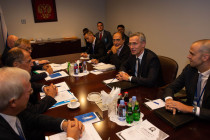 Генсек НАТО участвует в генеральной ассамблее ООН
