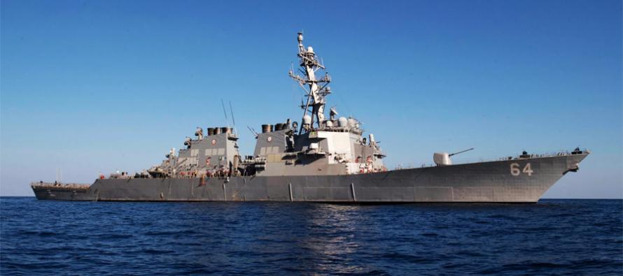 ВМС США заказали 10 ракетных эсминцев класса «Арли Бёрк»