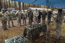 """Международные военные учения """"Detonators 2018"""""""