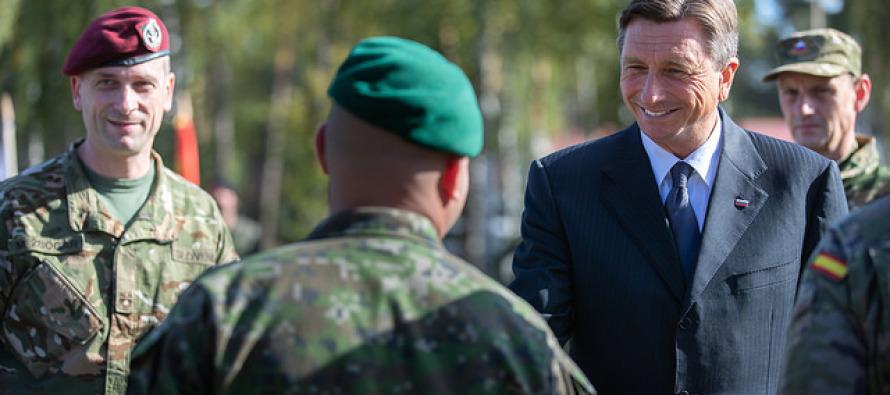 Визит Президента Словении в Адажи