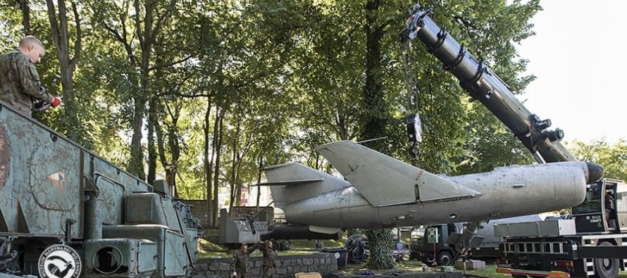 Сохранение берегового ракетного комплекса «Сопка»