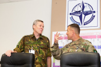 "Упражнение НАТО ""Steadfast Pinnacle 2018"""