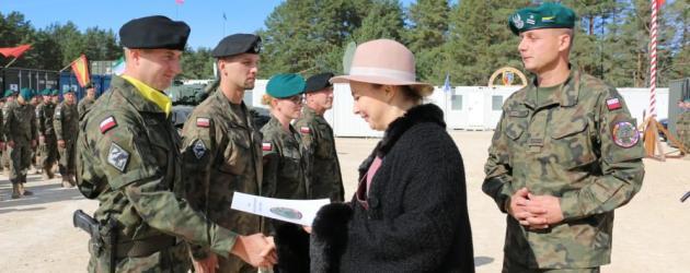 Визит посла Республики Польша в Адажи