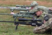 Соревнование войск специального назначения