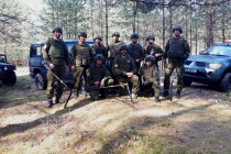 Литовские сапёры повышают квалификацию в Латвии