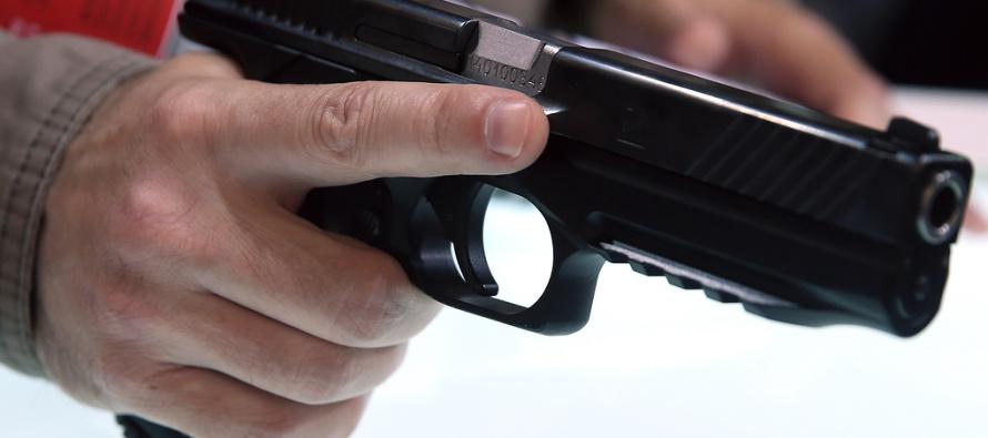 Пистолет Лебедева начнут производить в 2019 году