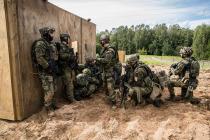 Привлечение резервистов на военные учения