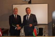 Контакты между погранохранами Латвии и Белоруссии