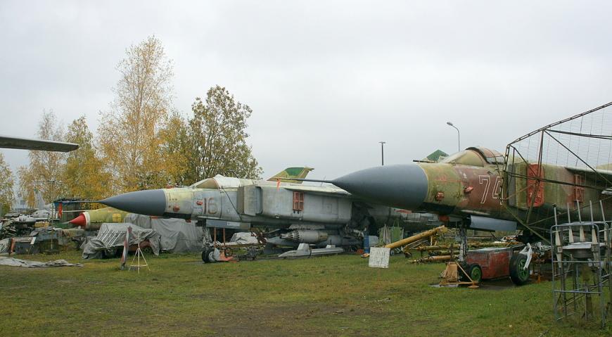 Музей авиации в Риге