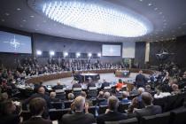 Пресс-конференция Генсека НАТО после встречи союзников