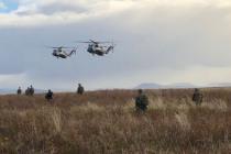 Морские пехотинцы США прибыли в Исландию