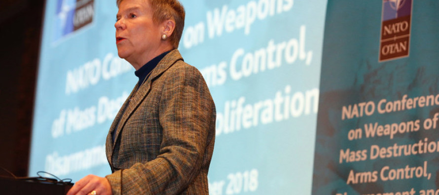 Конференция НАТО по контролю за вооружениями