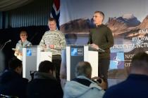 Генсек и Совет НАТО посетили упражнение Trident Juncture