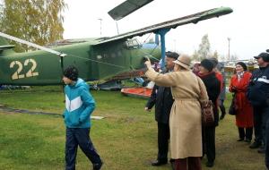Экскурсия в Музей авиации в Дни русской культуры
