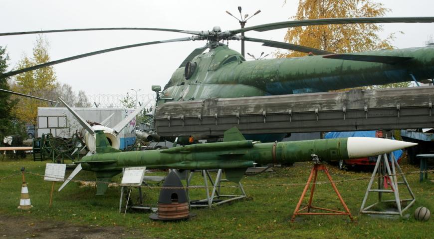 Ракета комплекса КУБ — 3М9