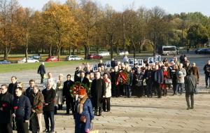 74-я годовщина освобождения Риги