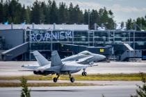 Финляндия участвует в учениях Trident Juncture 2018