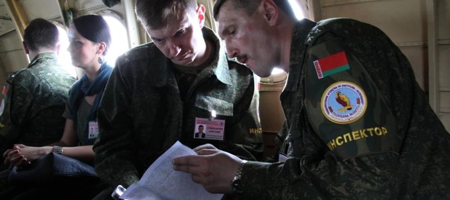 Инспекторы из Белоруссии проверяют Литву