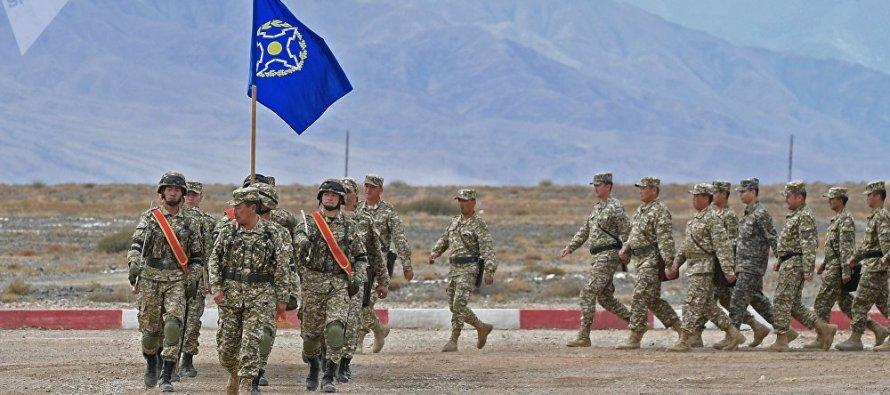 Передовой опыт НАТО перенимает ОДКБ