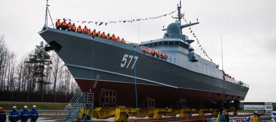 Для новых ракетных кораблей не хватает двигателей