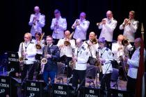 Концерты Биг-бэнда НВС и американских музыкантов