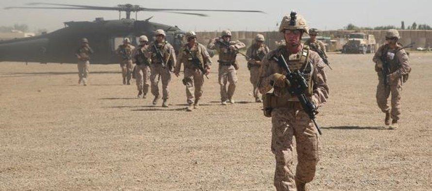 Американской войне в Афганистане 18-й год