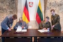 Бригада «Железные волки» передана немецкой дивизии