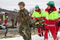 Норвегия использует Trident Juncture для укрепления обороны
