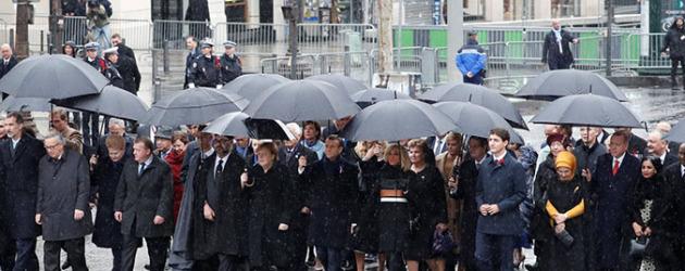 Генсек НАТО в Париже помянул окончание ПМВ