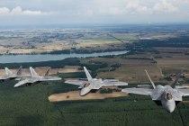 Авиационные боеприпасы доставлены из США в Европу