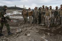 """Латвийские военные участвуют в """"Trident Juncture"""""""