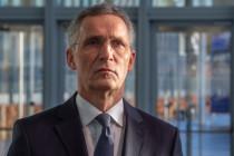 Генсек НАТО провёл переговоры по телефону