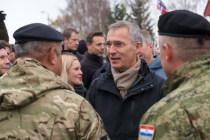 Новогоднее поздравление Генсека НАТО Столтенберга