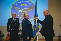 Смена командующего Воздушных сил