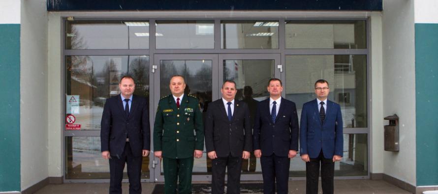 Визит делегации Республики Беларусь