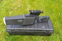 Радиоэлектронное ружьё для борьбы с дронами