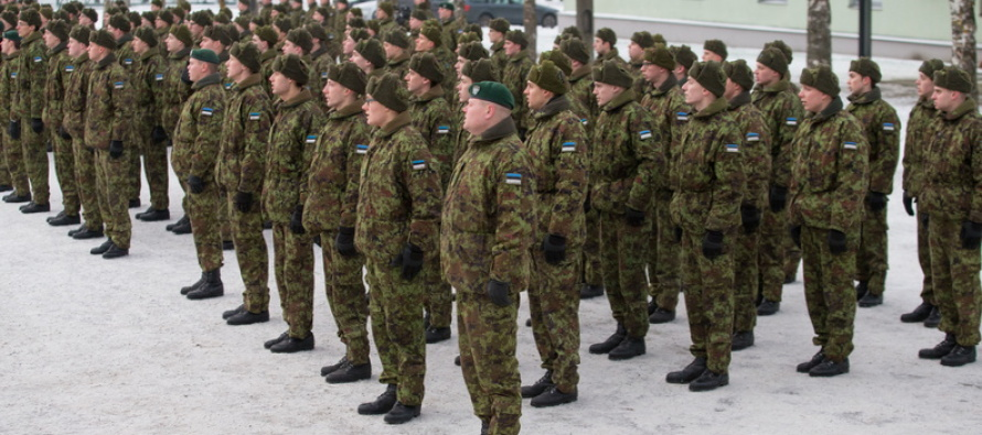 Эстонским батальонам — 100 лет