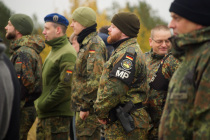Европейцев позовут в армию Германии