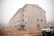 Открытие новой казармы в Адажи