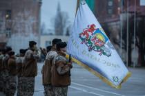 Штабному батальону 99 лет