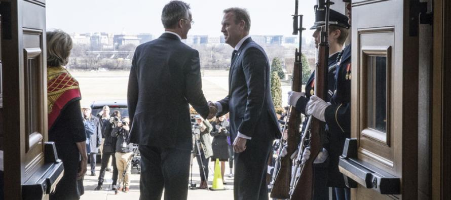 Генсек: Лидерство США является ключевым для НАТО