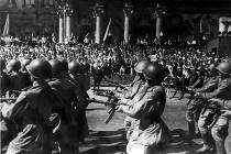 В честь 75-й годовщины снятия блокады Ленинграда