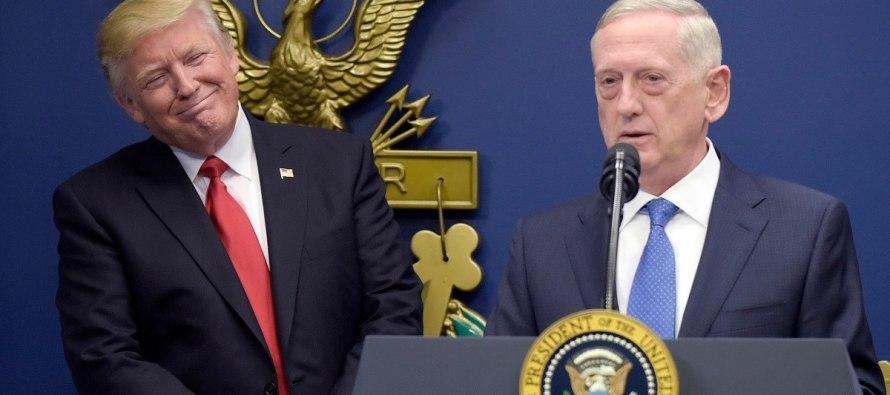 Конфликт между Трампом и его генералами