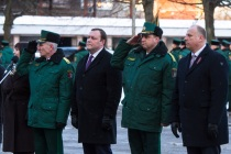 Cмена начальника Пограничной охраны Латвии